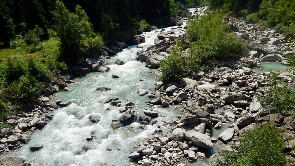 Überfahrt am Gotthard